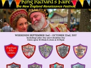 King Richard's New England Renaissance Faire, Carve MA