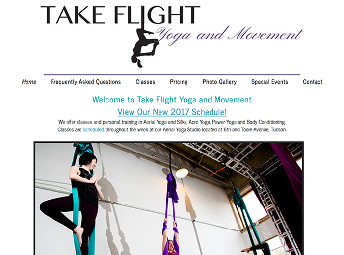 Take Flight Yoga and Movement, Phoenix AZ