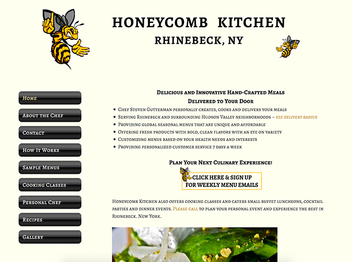 Honeycomb Kitchen, Rhinebeck NY